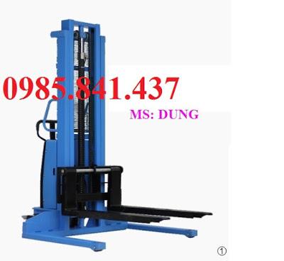 Xe nâng tay cao nhập khẩu - 0985 841 437